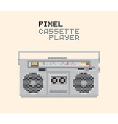 Pixel mc player vector