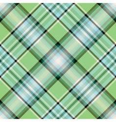 Diagonal green pattern vector