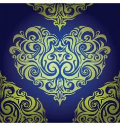tribal art vector image