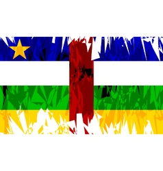 Central african republic vector