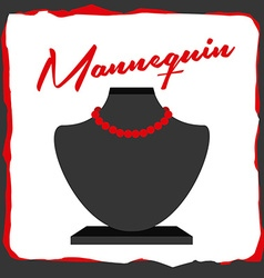 retro label vector image vector image