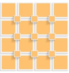 Abstract tech design vector image vector image
