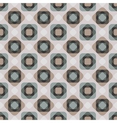 Classic tile pattern vector image vector image