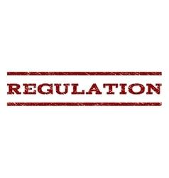 Regulation watermark stamp vector