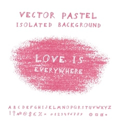 Pastel background vector