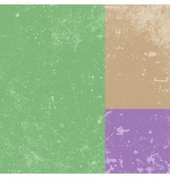 Invert Distress Texture vector image