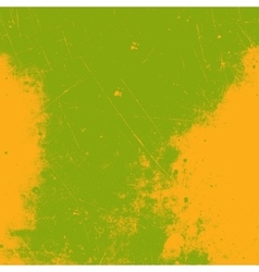 Yellow Green Texture vector image