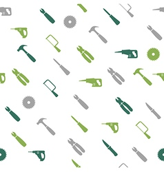 Home repair seamless pattern vector image