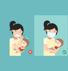 right and wrong ways to protect vector image