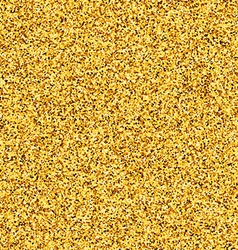 Gold glitter golden texture yellow placer vector