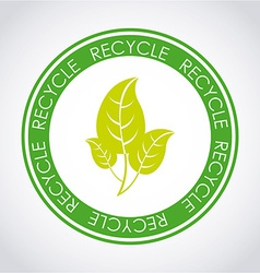 eco friendly vector image