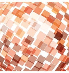 Orange technology background vector image vector image