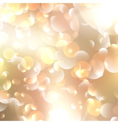 Christmas and new year feast bokeh with copyspace vector