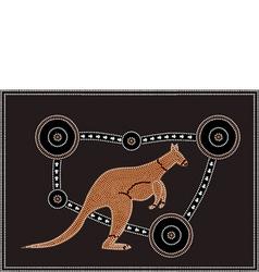 Kangaroo vector