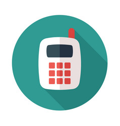 Mobile phone icon smart phone vector