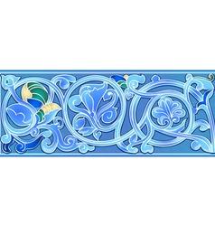Orno blue vector