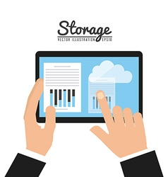 Storage device vector
