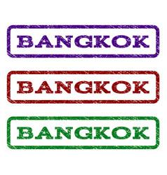 Bangkok watermark stamp vector