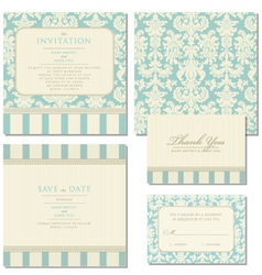 The invitation set vector