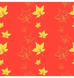 LeavesPattern15 vector image