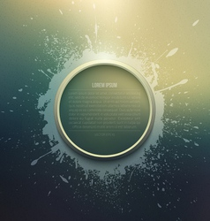 Abstract modern grunge blurred background vector