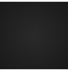 Black background of carbon fibre texture vector