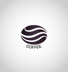 Coffee logo design template vector