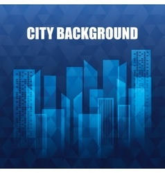 City design urban  buildings concept vector
