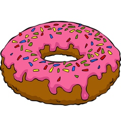Donut vector