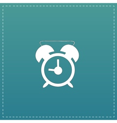 Time flat icon vector