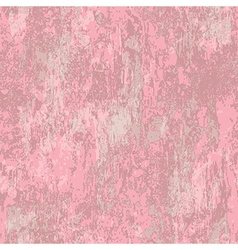 abstract seamless pink texture of dirty stone vector image vector image