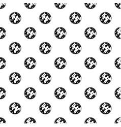 Mars pattern vector