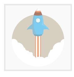 Rocket launch vector