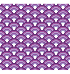 japanese fish scales vector image