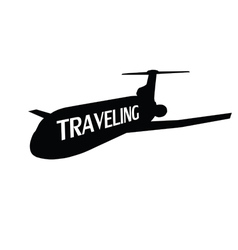 Plane traveling vector