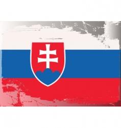 Slovakia national flag vector
