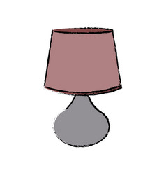 Lamp light electrical decoration image vector