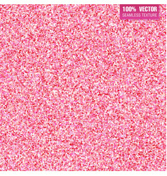 Pink glitter background Seamless pattern vector image vector image