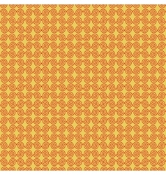 Wave geometric seamless pattern 3007 vector image vector image