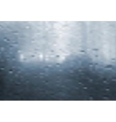 Wet window gradient mesh vector
