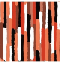 Brush strokes seamless pattern vector