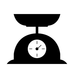 Icon balance vector