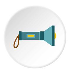 Lantern icon circle vector
