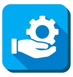 Mechanic Service Icon vector image
