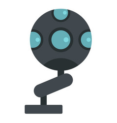 Game device icon isolated vector