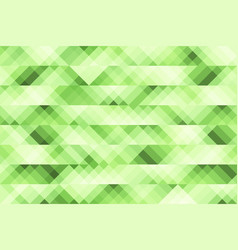 green stripe geometry abstract background vector image vector image