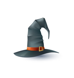 halloween hat vector image
