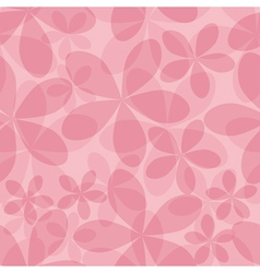 flower art pattern vector image