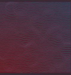 Digital sound wave distortion equalizer frequency vector