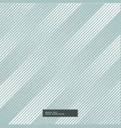 Gray background with diagonal lines vector